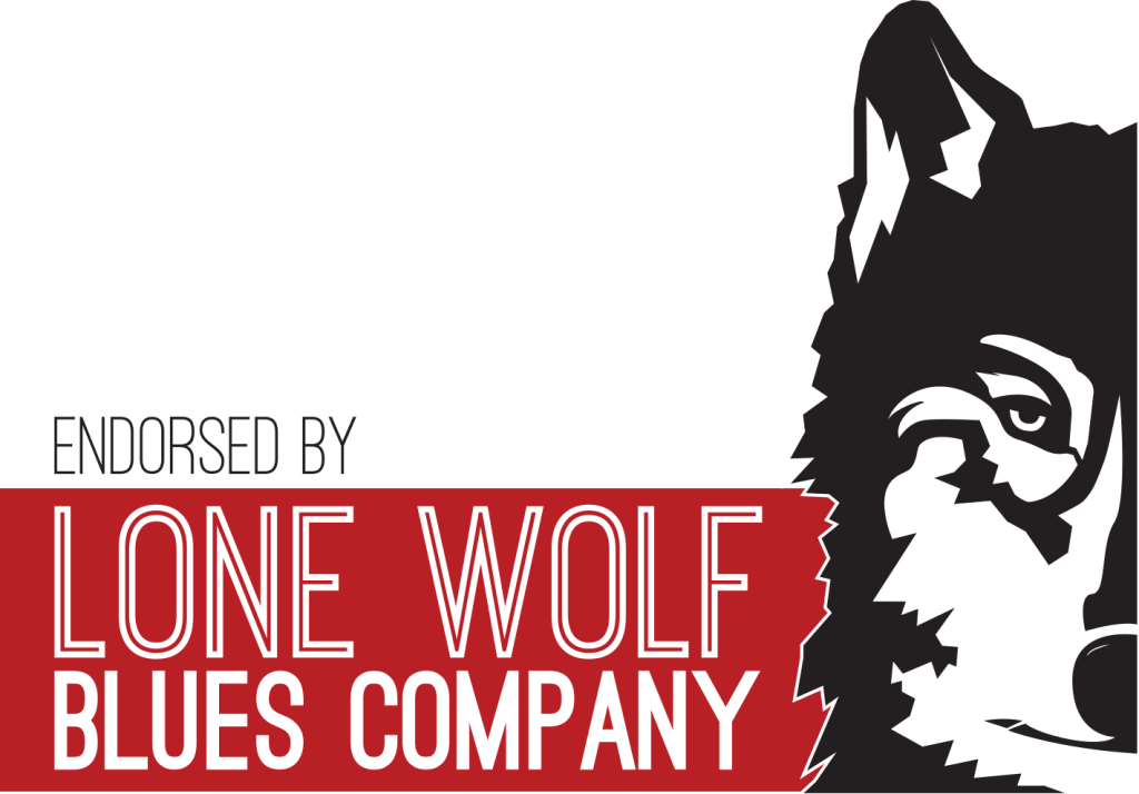 Jimmy Z uses Lone Wolf Blues Co. pedals
