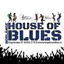Borlänge House of Blues logo