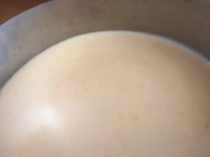 Mandarinen Quark Tortecreme