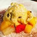 Mango Joghurt Eis