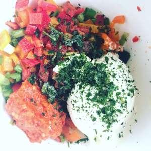 Zutaten Pikanter Couscous Salat