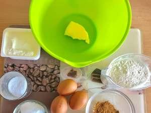 Zutaten Quarkbällchen mit Zucker und Zimt