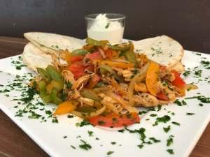BBQ Chicken Fajita