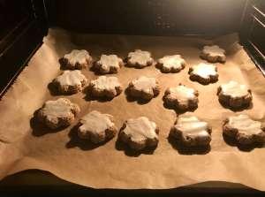 Mandel Haselnuss Zimt Kekse backen