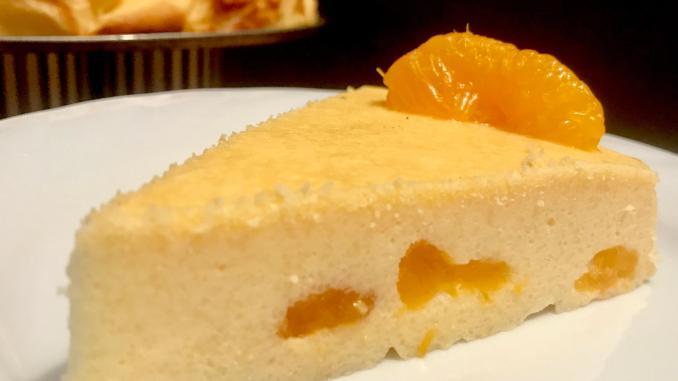Käsekuchen mit Mandarinen Backen für Anfänger