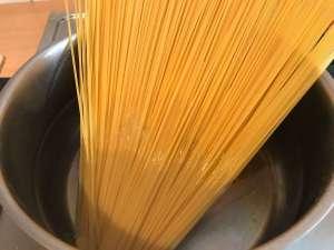 Spaghetti Al Dente kochen
