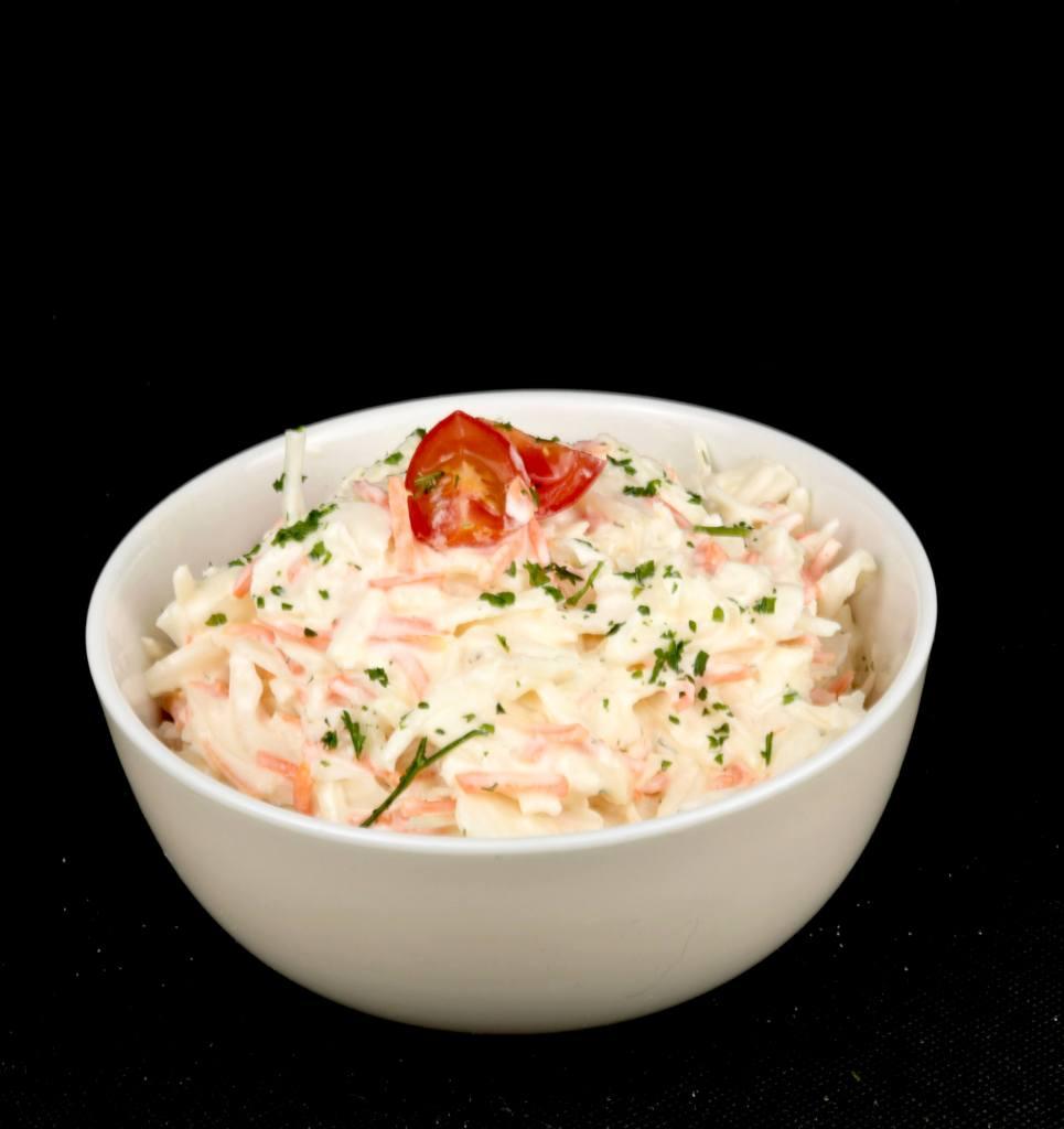 Coleslaw Beilagen Salat