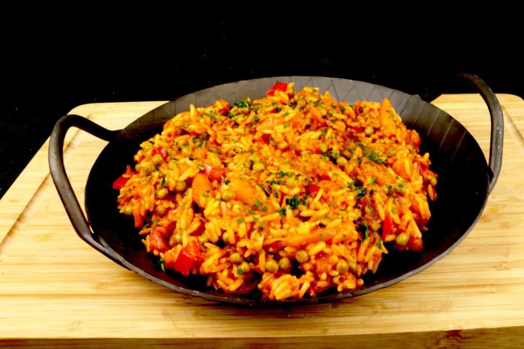 Köstliches Beilagen Rezepet Djuvec Reis