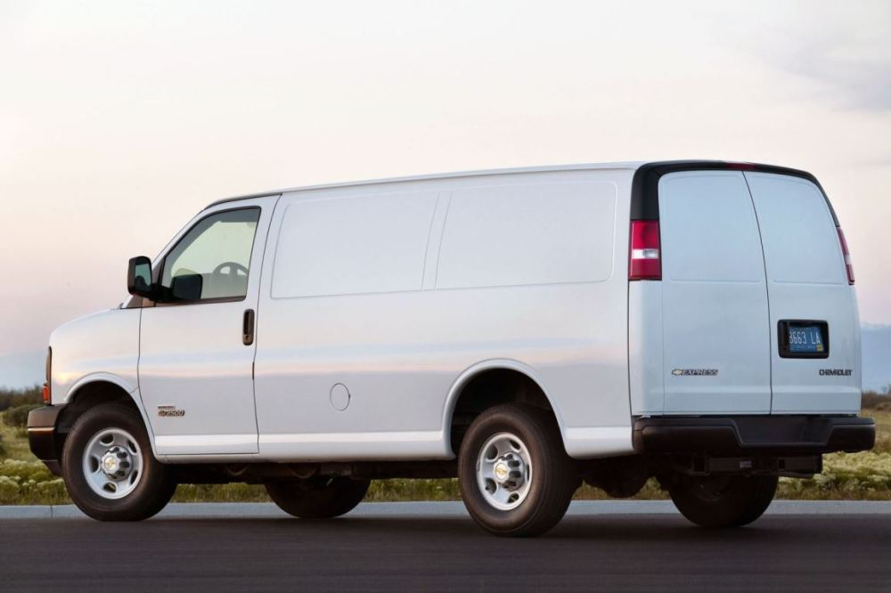 medium resolution of top 5 chevrolet express cargo repair problems