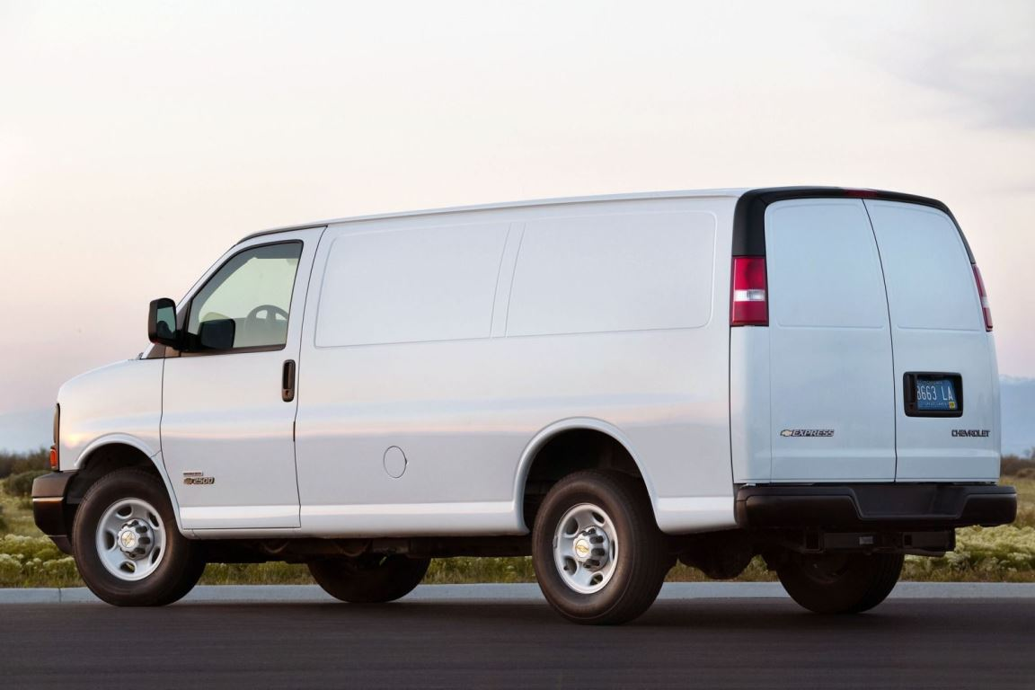hight resolution of top 5 chevrolet express cargo repair problems