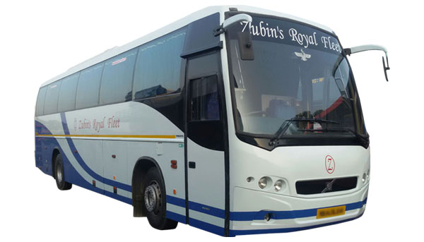 Volvo Coach Zubin S Royal Fleet