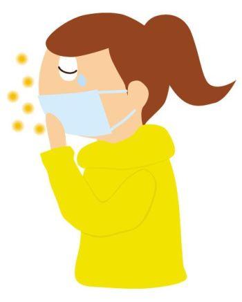 花粉症ガール