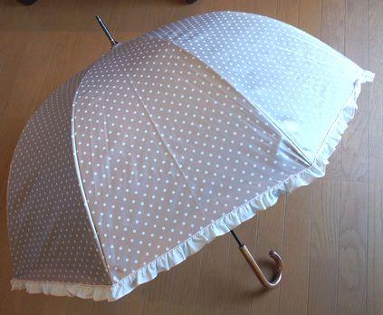 一級遮光UV日傘開