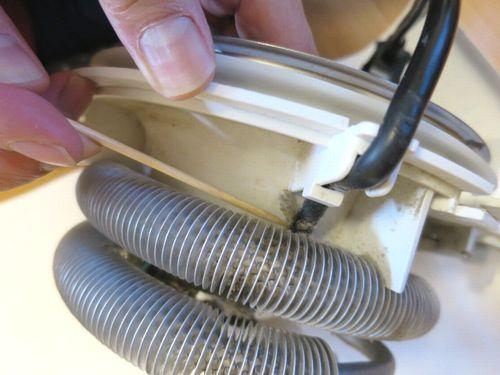 蒸留水器掃除8