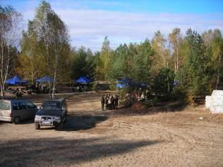 Turniej Drużyn Leśnych 2007 Wesoła