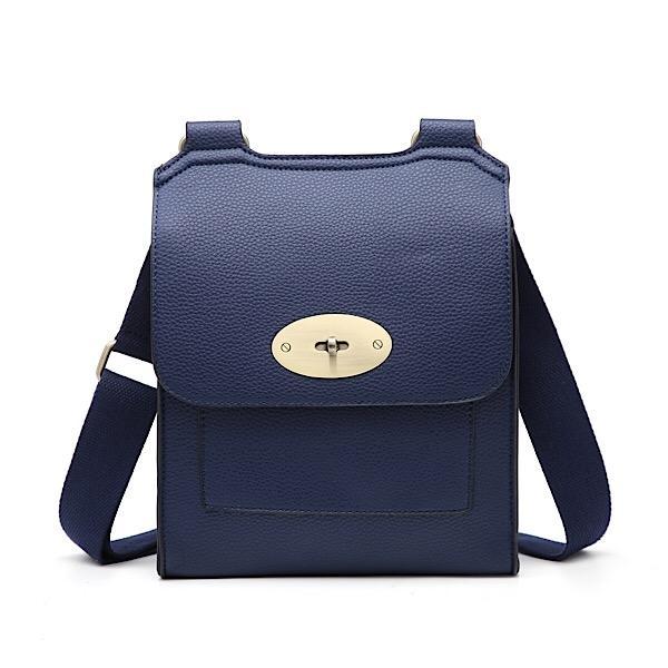 Messenger Bag Navy