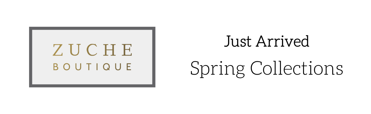 Zuche Banner - Mar2021 - Just Arrived Spring Collections