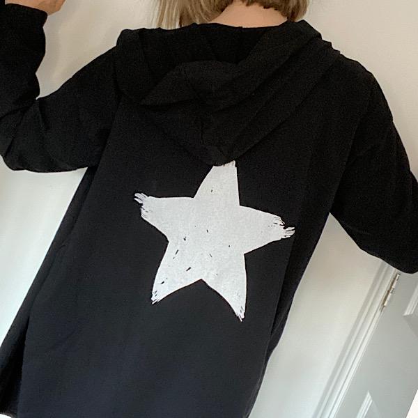 Parka Jacket Black