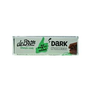 De Bron Low Carb Schokoriegel Zartbitter 42 g, Low Carb Schokolade kaufen, Low Carb Schokolade betsellen