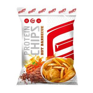"GOT7 High Protein Chips ""Hot Barbecue"" Beutel 50 g, Protein Chips kaufen. Protein Chips bestellen. Protein Chips Österreich, Protein Chips Deutschland kaufen"