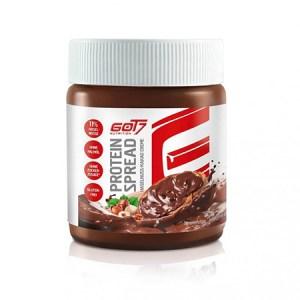 GOT7 Protein Spread Hazelnut Cocoa 200 g. Protein Aufstrich kaufen. Proteinaufstrich kaufen. Protein Aufstrich online kaufen. Protein Spread kaufen