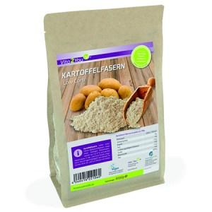Kartoffelfasern Vita 2 You 1000 g Beutel glutenfrei online kaufen (Pofiber). Kartoffelfasern Vita 2 You online kaufen (Pofiber kaufen). Low Carb Diät, LCHF!
