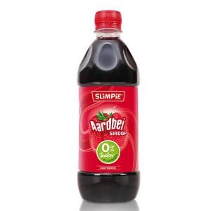 Slimpie zuckerfreier Limonaden Sirup Erdbeere 580 ml kaufen. Slimpie Sirup kaufen für 7 Liter Limonade! Zuckerfreier Limonaden Sirup. Zuckerfrei!