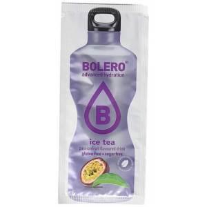 Bolero Instant Eistee Passionsfrucht Getränkepulver. Bolero Instant Beutel kaufen! Bolero Instant Erfrischungs Getränkepulver Beutel für fertiges Getränk