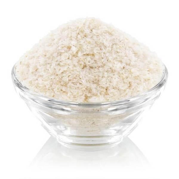 Bio Flohsamenschalen online kaufen, Golden Peanut Indische Bio Flohsamenschalen 99% Reinheit