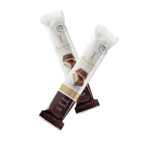 Balance Schokoriegel Milk Milchschokolade ohne Zuckerzusatz kaufen
