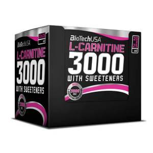 BioTech USA L-Carnitine Ampullen 3000 mg Shots hochdosiert Zitrone 20 Stk 25ml. L-Carnitin BioTech USA. Hochdosierte L-Carnitin-Ampullen 3000 mg L-Carnitin.