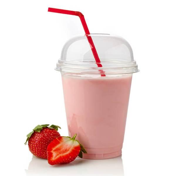 GymQueen The Smoothie Proteinshake Pulver Erdbeere 300 g