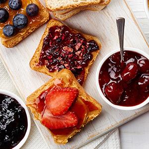 Low Carb Marmelade ohne Zucker