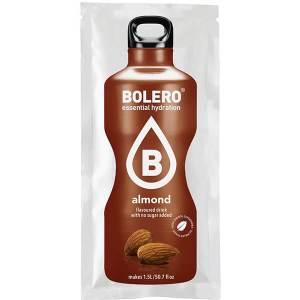 Bolero Instant Erfrischungsgetränkepulver 9 g Beutel ALMOND Mandel kaufen! Bolero Instant Erfrischungs Getränkepulver Beutel für fertiges Getränk.