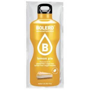 Bolero Instant Erfrischungsgetränkepulver 9 g Beutel LEMON PIE für 1,5 l fertiges Getränk! Bolero Instant Getränkepulver Beutel für fertiges Getränk.