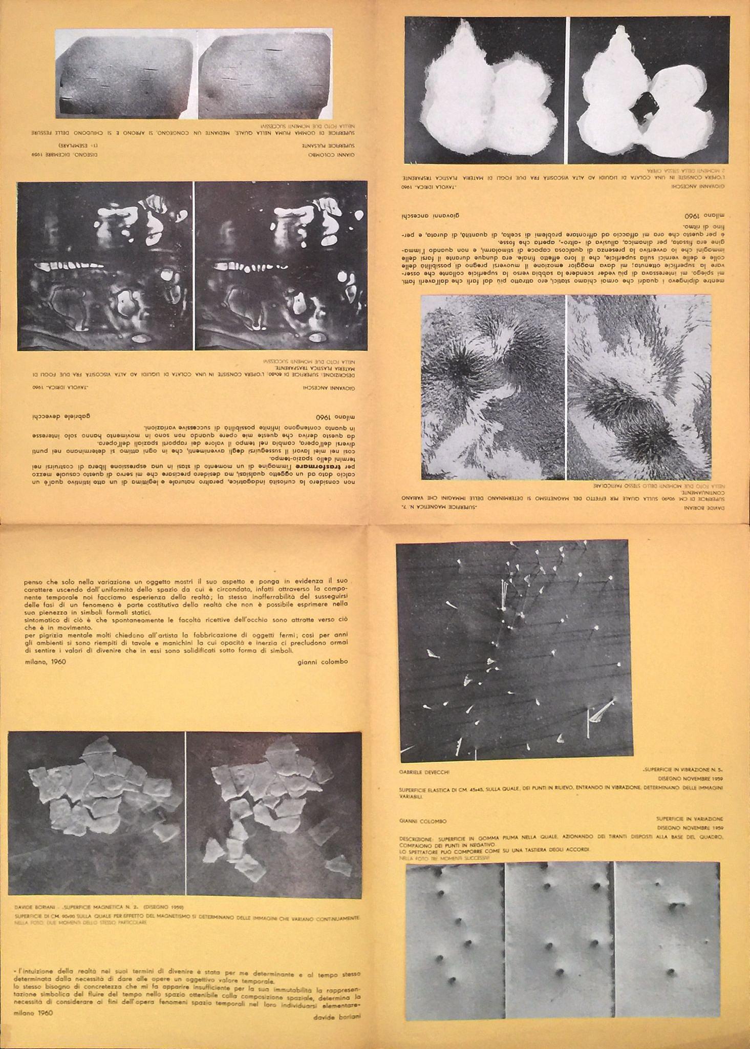 hight resolution of artistes divers miriorama 6 1960
