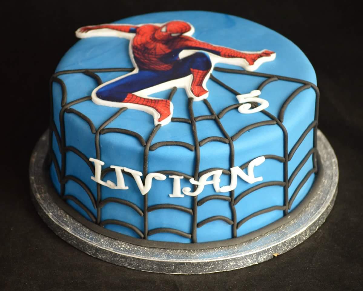 Minnie Maus Kuchen Rezept Spiderman Kuchen Rezept Appetitlich Foto
