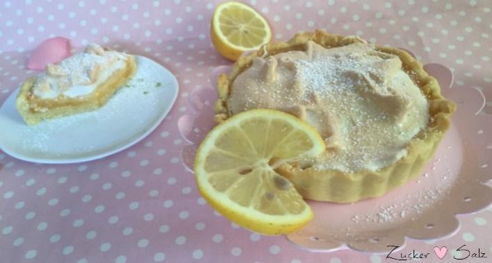 Tarte au Citron - Endergebnis