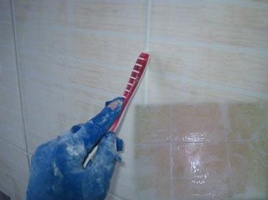 طريقة تنظيف السيراميك بالصور فى ثوانى مدونة الإيمان