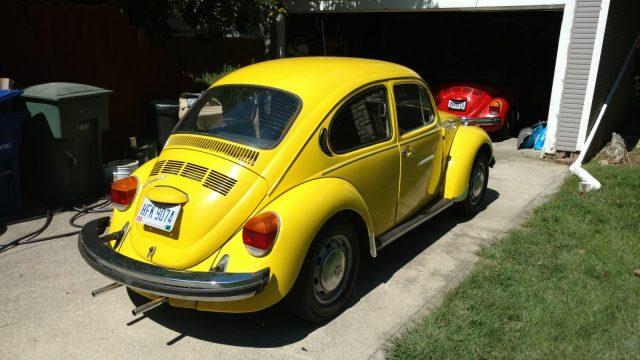 1974 Super Beetle 1303
