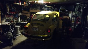 1974 Super Beetle 1303 - So poorly maintained.