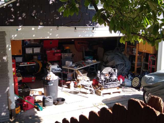 The Garage of Love