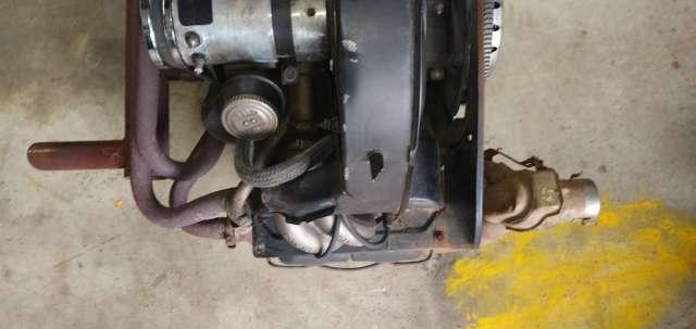 AE Engine - Cylinder 1-2 Side