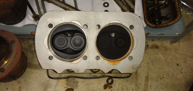 AE Engine - Cylinders 1 and 2