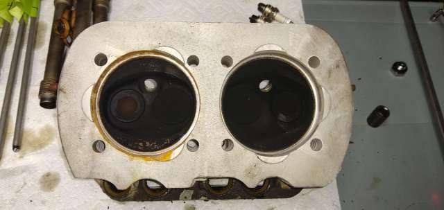 AE Engine - Cylinder Head 3-4