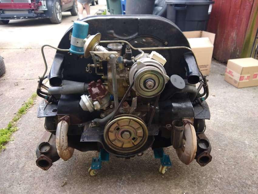 1979 VW Beetle - FI Engine