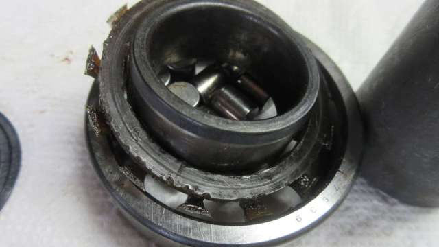 1979 VW Beetle - Driver Side - Outer Bearing