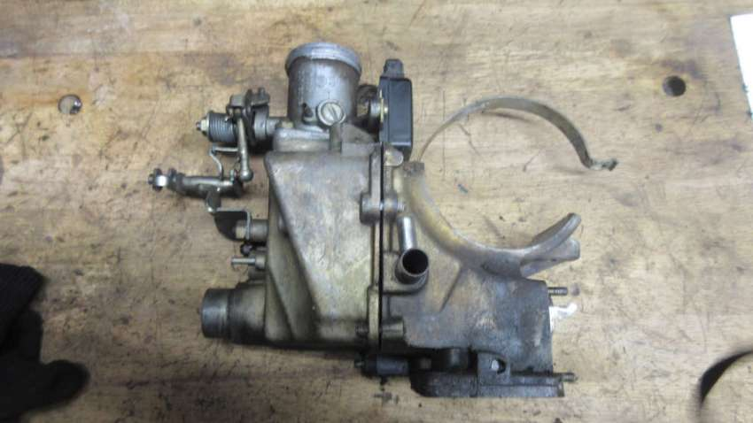 1979 VW Beetle - FI AJ Code Engine Parts