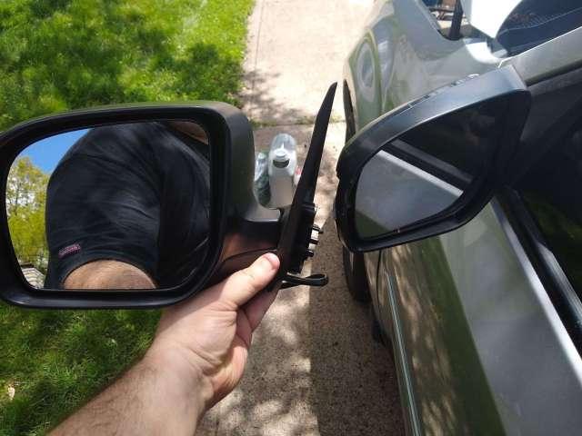 2013 Subaru Forester - New Driver Side Mirror