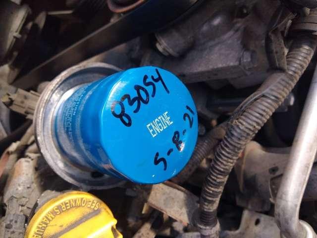 2013 Subaru Forester - Oil Change